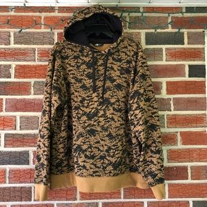 The North Face Camouflage Hoodie